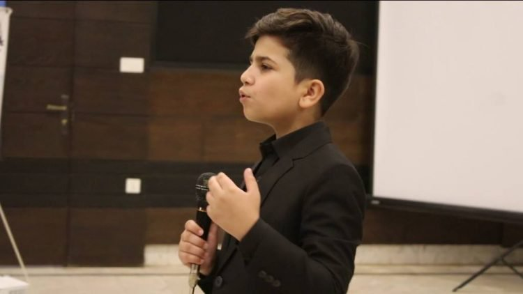 Meet motivational speaker of Pakistan Hammad Safi, who will complete PhD at the age of 15